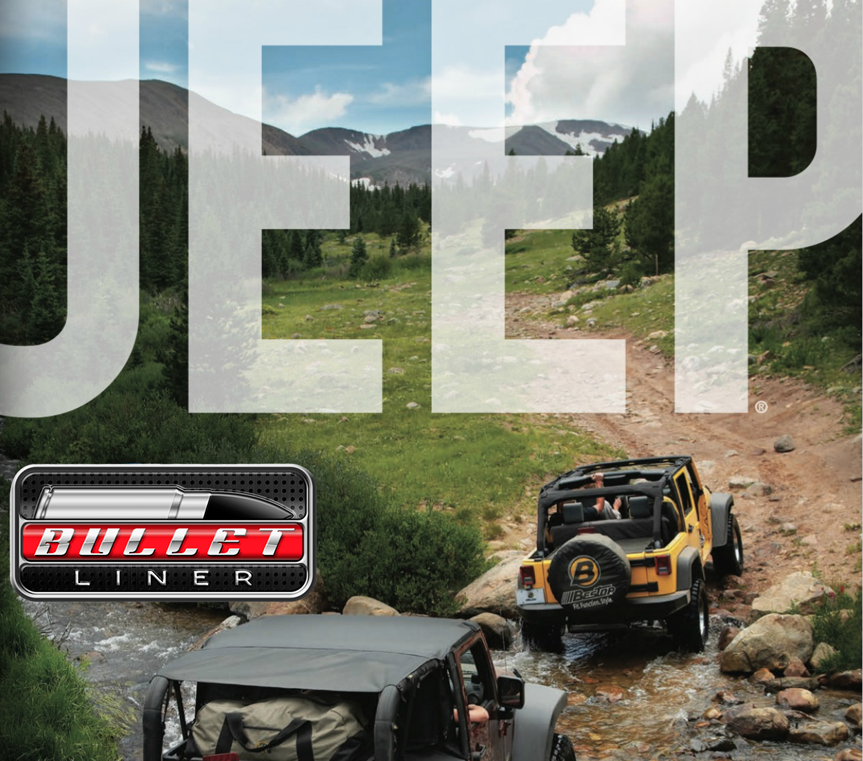 Jeep Interactive Catalog