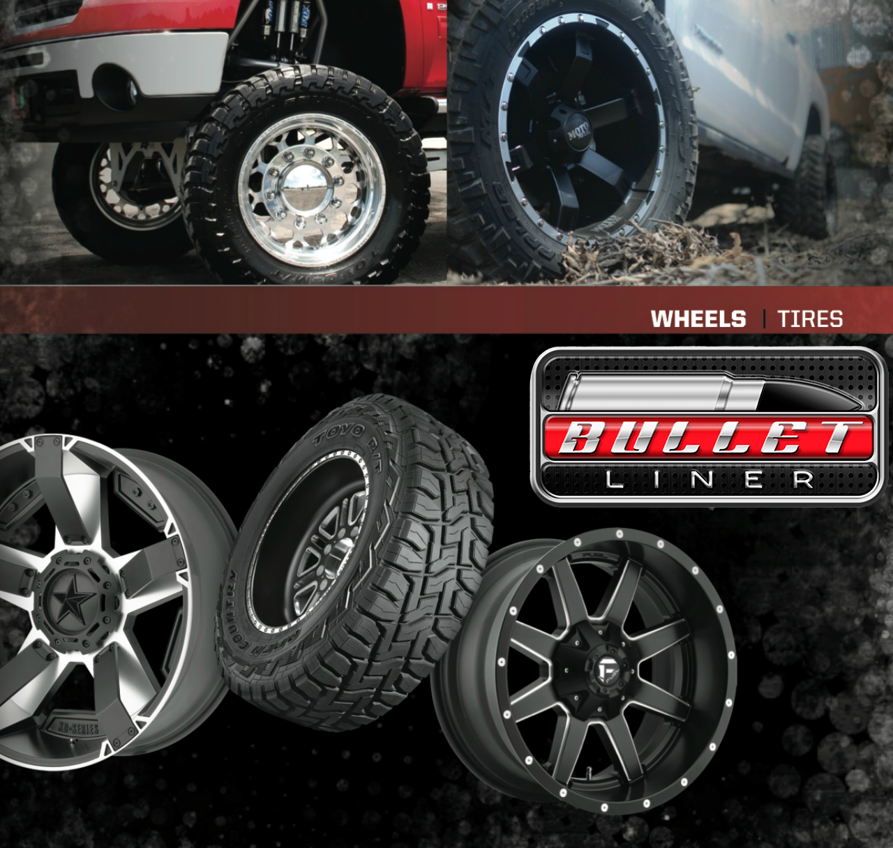 Wheels Interactive Catalog